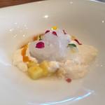 munakata cuisine ishida - レモングラスのグランマンジュ