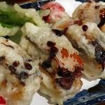 とろさば料理専門店 SABAR - 鯖寿司天麩羅