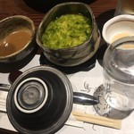90569065 - 冷製茶碗蒸し