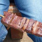 肉の田口 - 炭焼きカルビ串