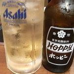 さいた咲いた - ホッピー 2011/08