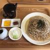 そば処 たぎり - 料理写真:ざるそば(大盛り)\1,150