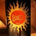 GinzaWineBar G5 - イタリアの高級ワイン「ルーチェ」もグラス1杯から注文可能です「