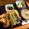 志なのや - 料理写真:海老天重(900円)