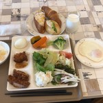 釧路ロイヤルイン - 野菜中心の食生活