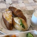 釧路ロイヤルイン - 自慢のパン