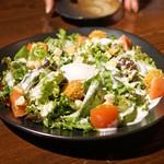 なる亀屋 - 料理写真:シーザーサラダ