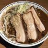 金澤濃厚豚骨ラーメン 神仙 - 料理写真:爆濃金沢カレー麺