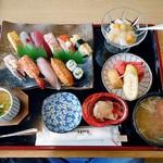 かづよし - 料理写真:Aランチ