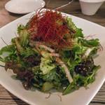 ネストチキン - チョレギサラダ