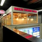 BECK'S COFFEE SHOP - 西船橋側から。