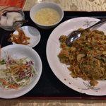 上海料理 随苑 - 「カレーチャーハンセット」700円
