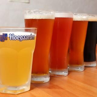 生クラフトビール