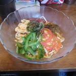 沖縄そば食堂 海辺のそば屋 - 沖縄そばで中華そば