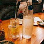 Yoshizakishokudou - 瀬戸レモンのサワー
