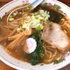 喜八 - 料理写真:しおラーメン(中辛)(650円)
