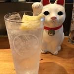 おじんじょ - いつもの生レモン酎