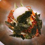 東海苑 - ビビン麺 1100円
