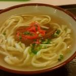 えびす食堂 - 料理写真:沖縄そば中