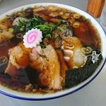惣右衛門 - 料理写真:ちゃーしゅーめん(醤油)