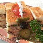 資生堂パーラー サロン・ド・カフェ - 「サンドイッチ」