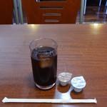90590636 - サービスのアイスコーヒー