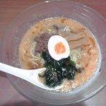 ラーメン123 - 冷たい担々麺:980円(税込)【2018年7月撮影】