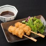 タコ小芋串