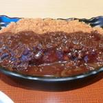 かつはな亭 - 料理写真:味噌カツ