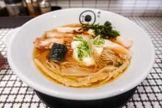 麺処 蛇の目屋 - 期間限定麺
