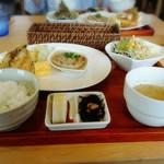 カフェ 果て菜 - 料理写真: