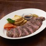 マーケットレストラン AGIO - ステーキ