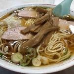 徐州楼 - わんたん麺