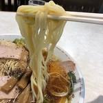徐州楼 - 麺アップ