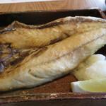 くずし割烹 ぼんた - 浜焼き鯖