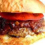 burgers - チリバーガー@バーガーズ