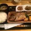 うおはん - 料理写真:黒鯛 煮付けランチ