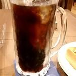 倉式珈琲店 - 水だしアイスコーヒー