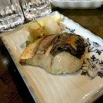 旬鮮居食屋 知花冷凍食品 - *鯖塩焼き(¥450)