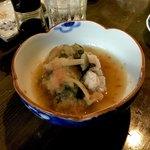 旬鮮居食屋 知花冷凍食品 - *鱧梅みぞれ(¥600)
