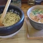 まがり - 味噌つけ麺(中盛)