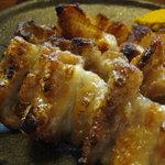 串焼き梅ちゃん - ぼんじり&鶏皮