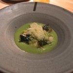 THE GATEHOUSE - ズッキーニの冷製スープ
