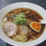 一龍飯店 - 料理写真:醤油ラーメン(╹◡╹)♡
