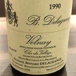 saveur - Volnay Clos du Village 1990