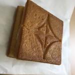 プレスバターサンド - サンド