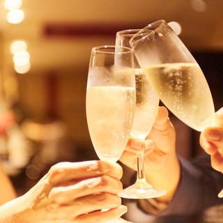 【門前仲町駅3分】粋な大人はココへ通う!極上のワインをどうぞ