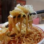 蒙古タンメン中本 - 北極野菜