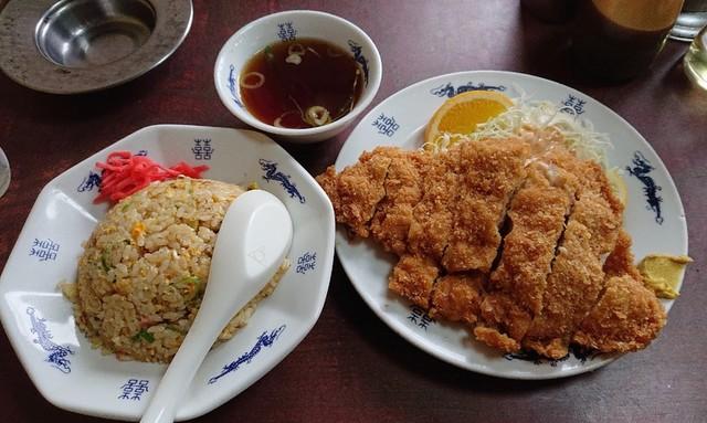 二俣 新町 ランチ 石山 食堂