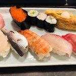 錦寿司 -